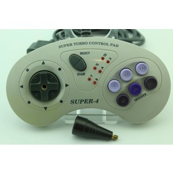 Nintendo Super Nintendo - Snes Super Turbo Control Pad Controller