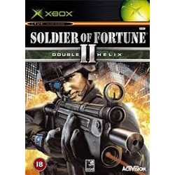 Activision Soldier Of Fortune 2 Double Helix