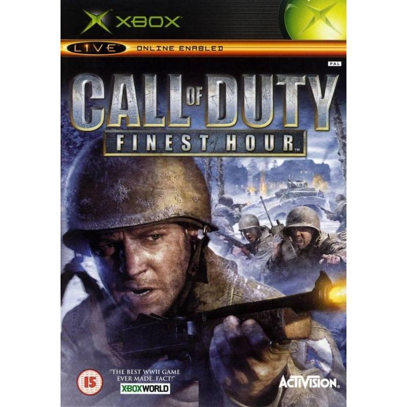 Activision Call Of Duty Finest Hour