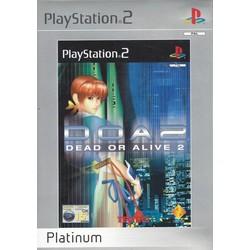 Tecmo DOA Dead Or Alive 2 (Platinum) [Gebruikt]