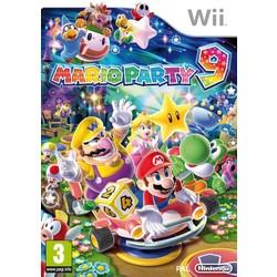 Nintendo Mario Party 9 - Wii [Gebruikt]