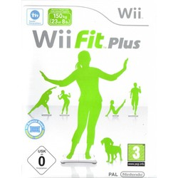 Nintendo Wii Fit Plus - Wii [Gebruikt]