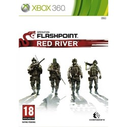 Codemasters Operation Flashpoint - Red River - Xbox 360 [Gebruikt]