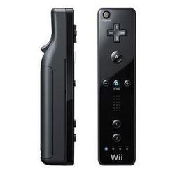 Nintendo Remote Controller (Zwart) - Origineel - [Gebruikt]