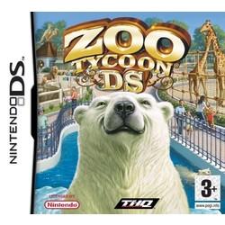 THQ Zoo Tycoon DS - DS [Gebruikt]