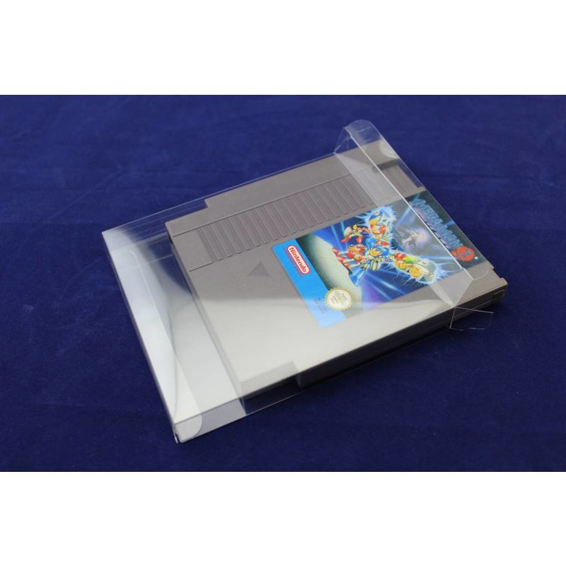 100x Box Protectors - NES cartridge