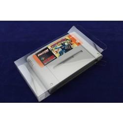 50x Box Protectors - SNES cartridge