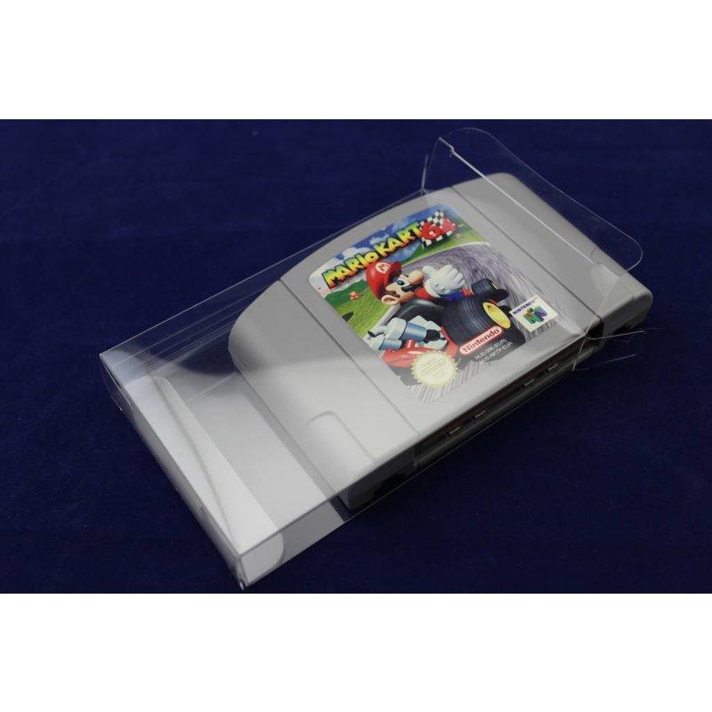 50 x Box Protectors - N64 cartridge