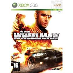 Midway Wheelman - Xbox 360 [Gebruikt]
