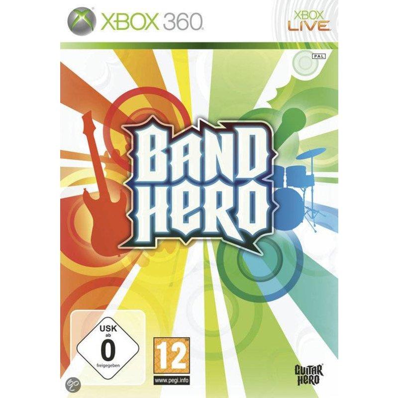 Activision Band hero - Xbox 360 [Gebruikt]