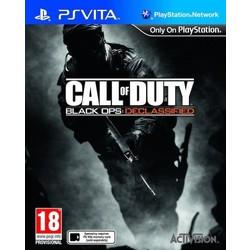 Activision Call of Duty Black ops - Declassified - Ps Vita [Gebruikt]