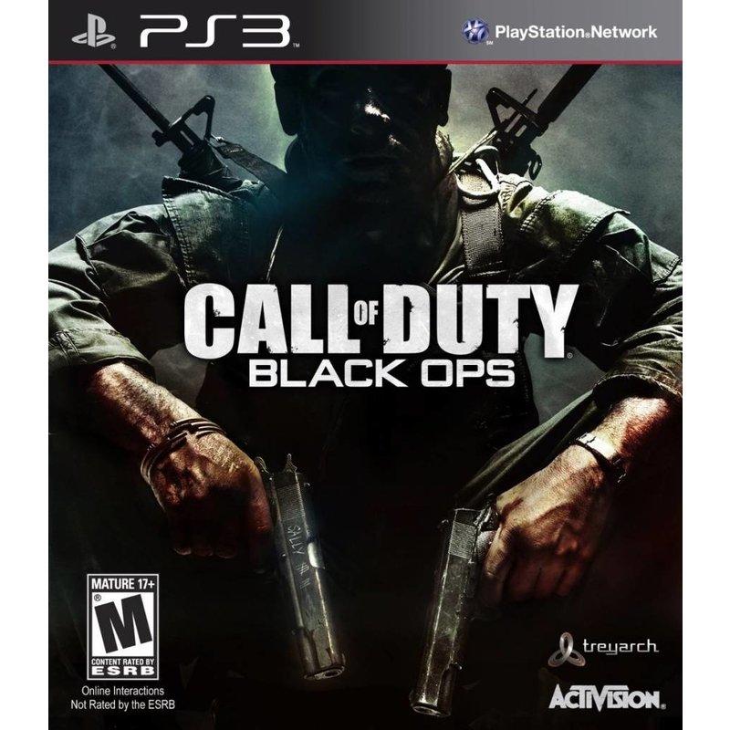 Activision Call of Duty - Black ops - PS3 [Gebruikt]