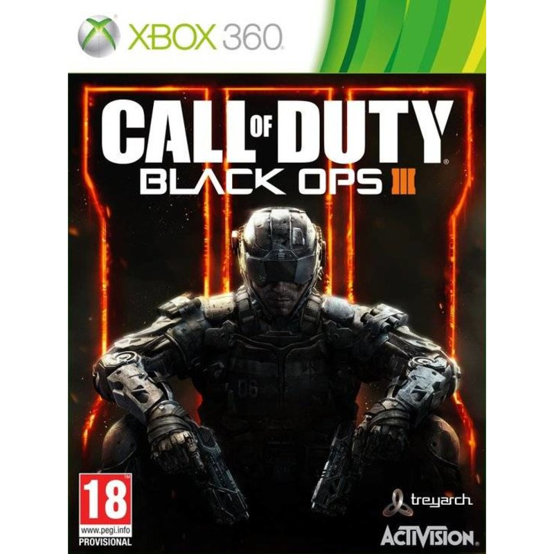 Activision Call of Duty Black Ops 3 - Xbox 360