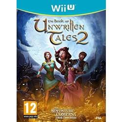 505 Games The Book of Unwritten Tales 2 - Wii U