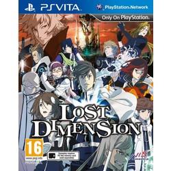 Atlus Lost Dimension - Ps Vita