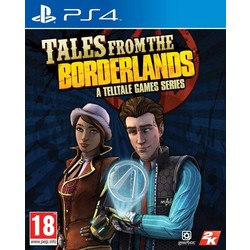 Telltale Games Tales From The Borderlands - PS4