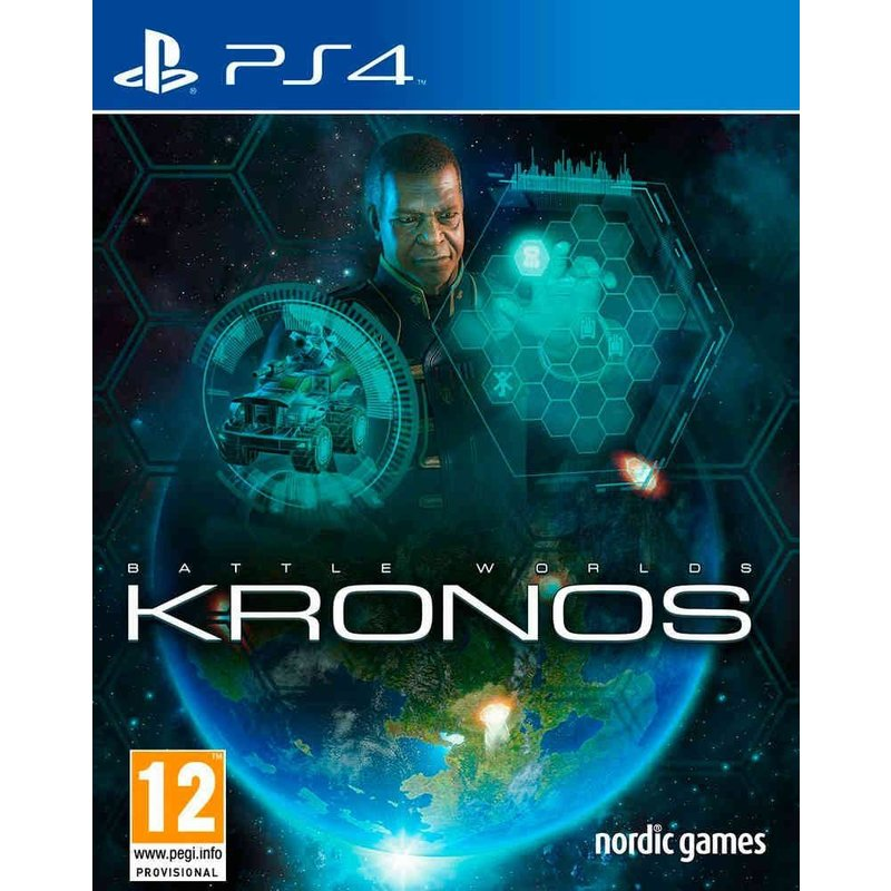 Nordic Games Battle Worlds Kronos - PS4
