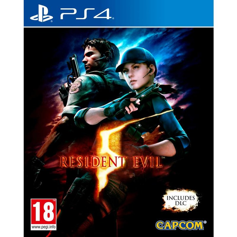 Capcom Resident Evil 5 - PS4