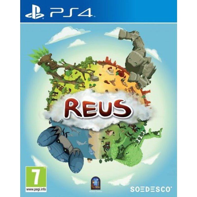 SOEDESCO Reus - PS4