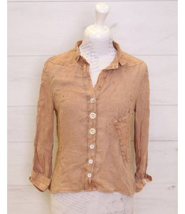Elisa Cavaletti Short blouse Deserto