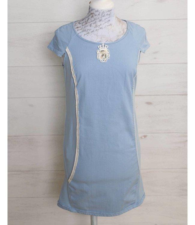 Elisa Cavaletti Dress light blue
