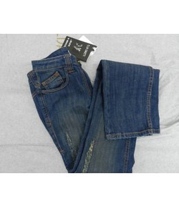 Elisa Cavaletti Jeans Denim verwaschen