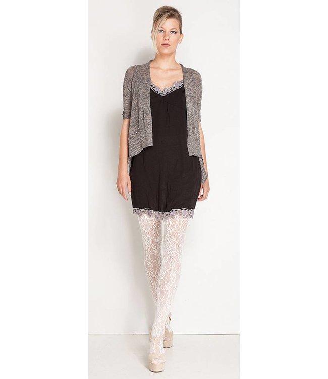 Elisa Cavaletti Trägerkleid-Dress schwarz