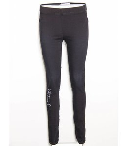 Elisa Cavaletti Basic jeggings Denim Nero