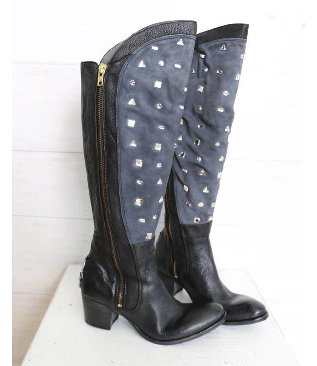 Elisa Cavaletti Boots overknee black