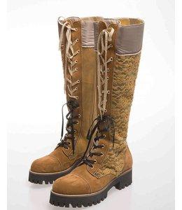Elisa Cavaletti Leather boots brown