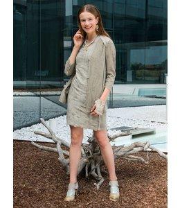 Elisa Cavaletti Jacket blouse Terra