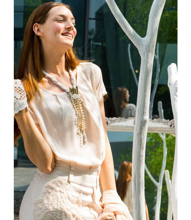 Elisa Cavaletti T-Shirt Gloss