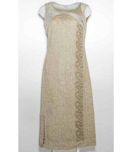 Elisa Cavaletti Long dress Terra