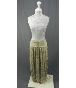 Elisa Cavaletti Long skirt grey