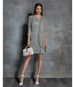 Elisa Cavaletti Dress khaki