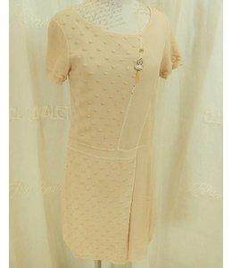 Elisa Cavaletti Dress dusky pink