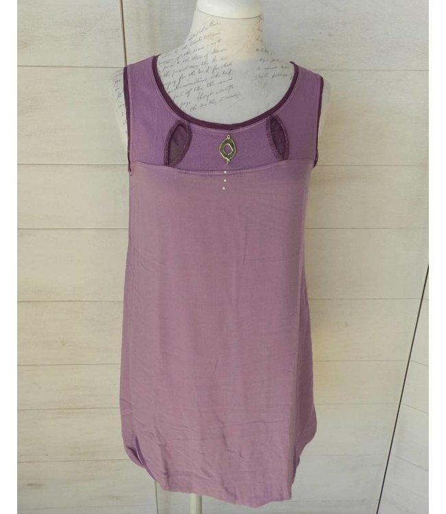 Elisa Cavaletti Short Dress violet