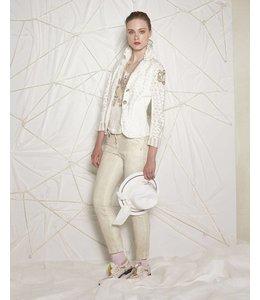 Elisa Cavaletti Trousers beige