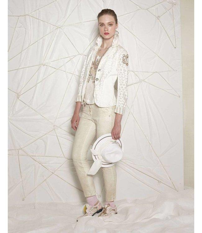 Elisa Cavaletti Jeans beige verwaschen