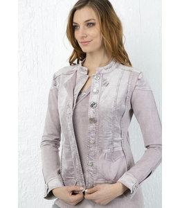 Elisa Cavaletti Cropped Jacket Riflesso