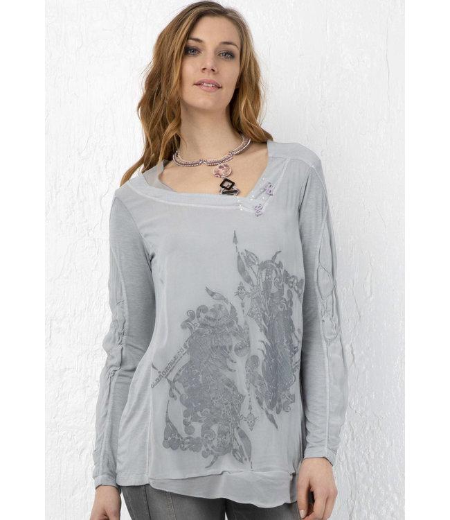 Elisa Cavaletti T-shirt Quiete
