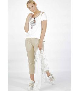 Elisa Cavaletti Basic shirt Bianco