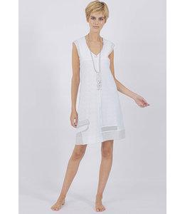 Elisa Cavaletti Dress Bianco