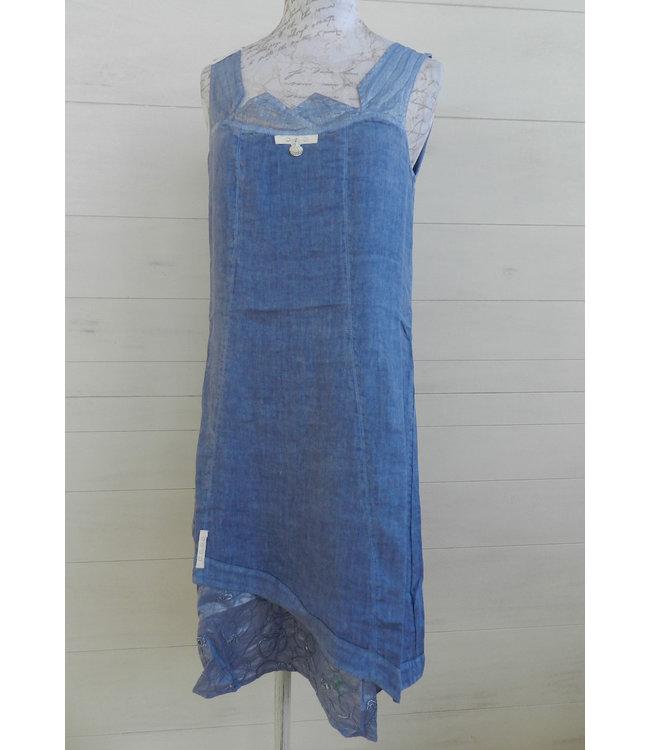 Elisa Cavaletti Linen dress Mare