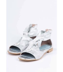 Elisa Cavaletti Leather sandals Bianco