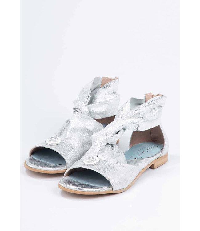 Elisa Cavaletti Leather sandals Bianco