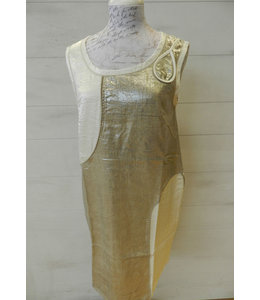 Elisa Cavaletti Dress Sassi Argento