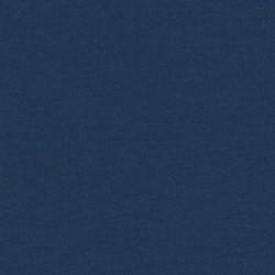 Avalana AVALANA Jersey stoffen  donker blauw effen
