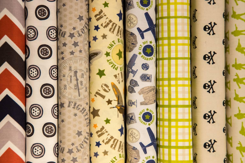 Riley Blake fabrics