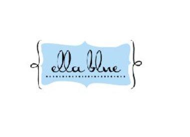 Ella Blue fabrics
